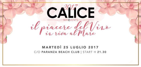 25/07/2017 – Paranza Beach Club