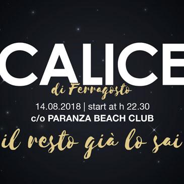 14/08/2018 – Paranza Beach Club