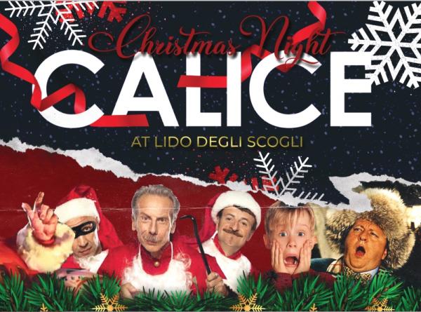 23-12-2019 Calice Christmas Edition